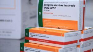 Belém inicia vacinação de idosos na próxima segunda (8); cadastro é necessário