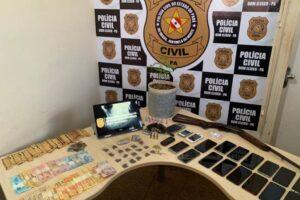 Operação da Polícia Civil cumpre 38 mandados em cidades do Pará e Maranhão