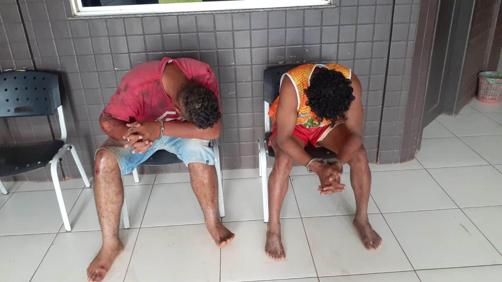 Homem é golpeado com terçado na cabeça, no Pará