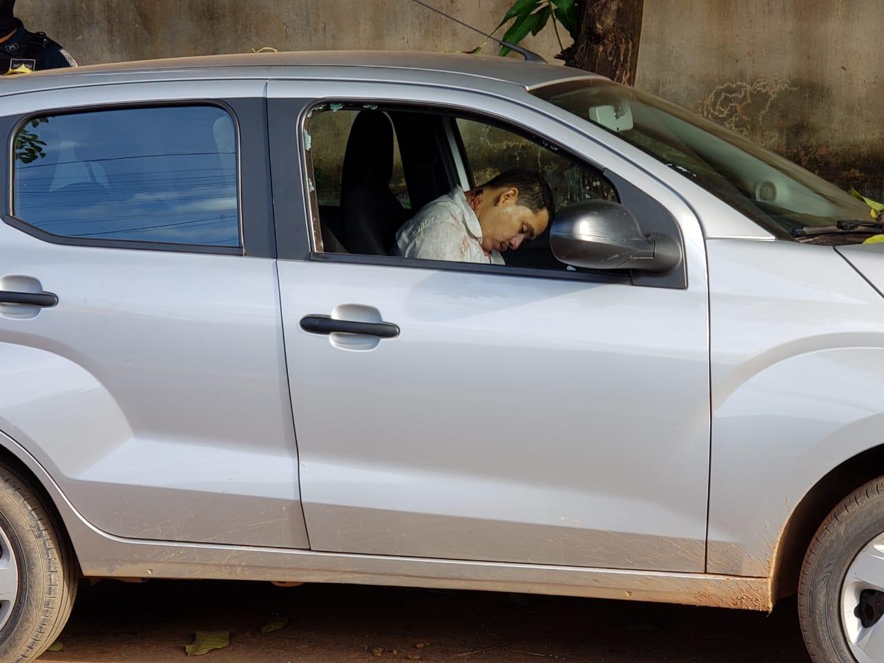 Motorista de aplicativo é assassinado em Marabá