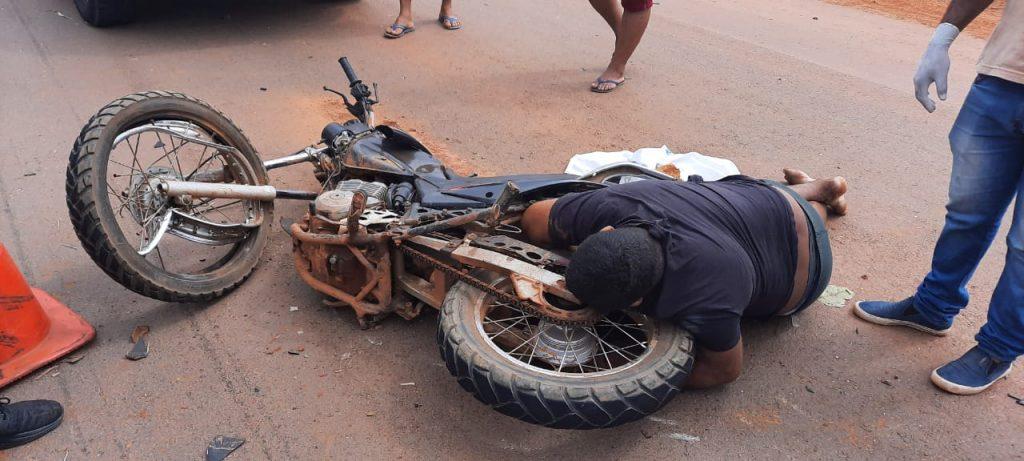 Fazendeiro atropela e mata trabalhador rural, em Parauapebas
