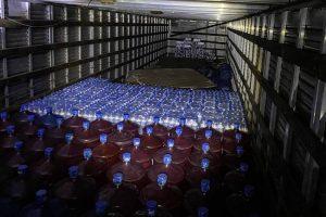 Sefa apreende 20 mil litros de diesel e 12 mil garrafas de cerveja